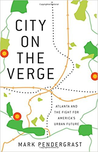 City on the Verge book cover