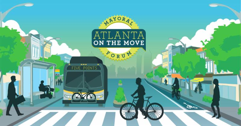 Atlanta on the Move logo