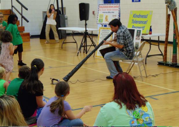 Photo of Didgeridoo Down Under Event
