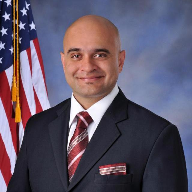 Picture of Public Works Director Javed