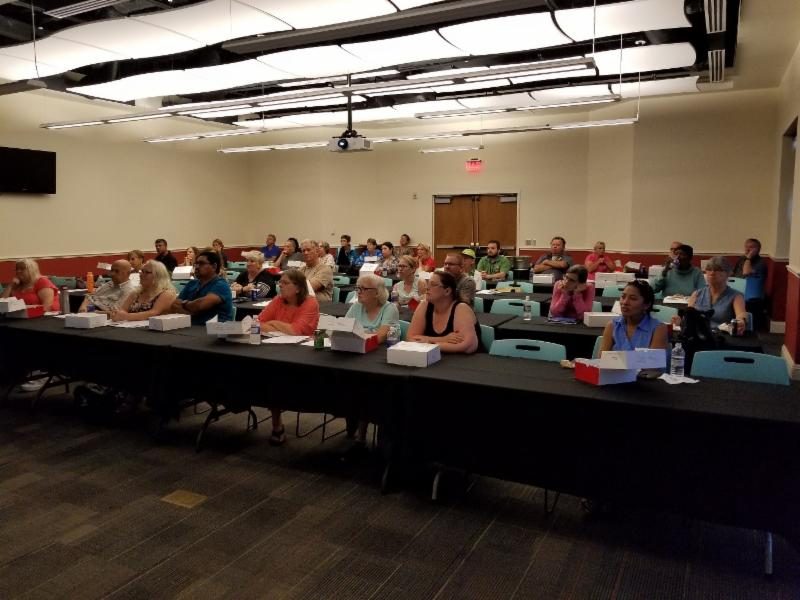 Picture of Previous Lunch and Learn Session