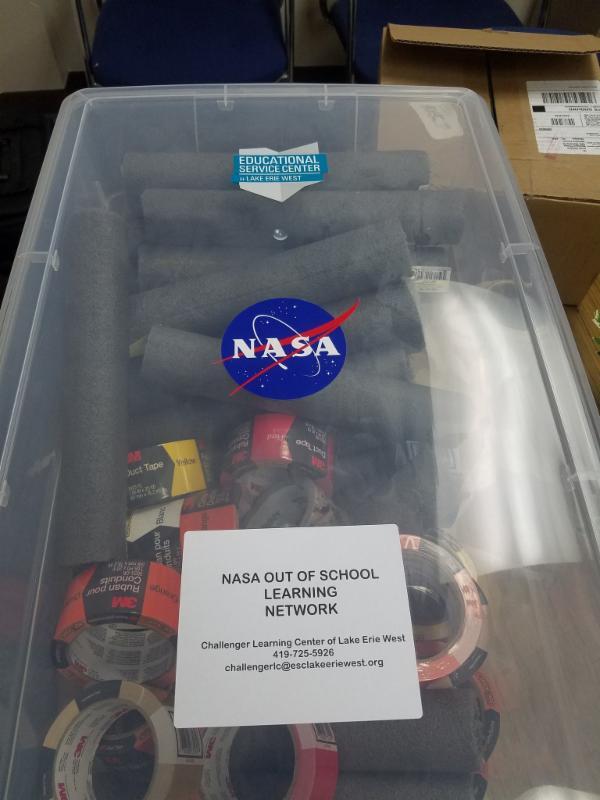 NASA OSLN Supplies