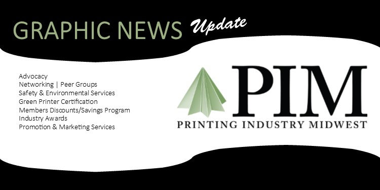 PIM logo and e-newsletter header