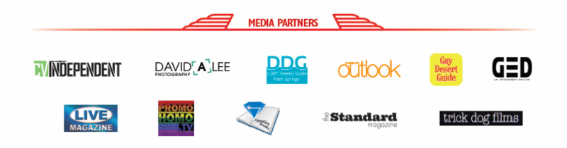 Media Partners for Red Dress Dress Red 2018