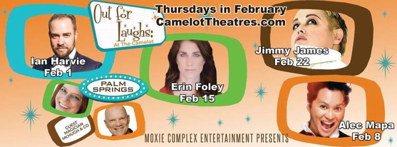 Out for Laughs at The Camelot
