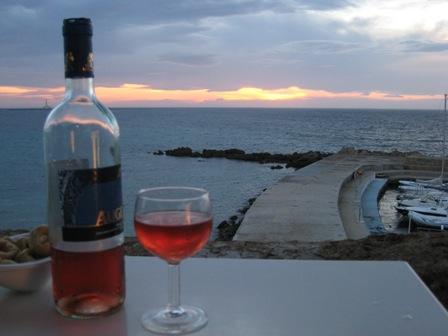 Puglia sunset