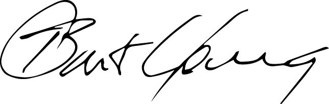 Bart Young Signature