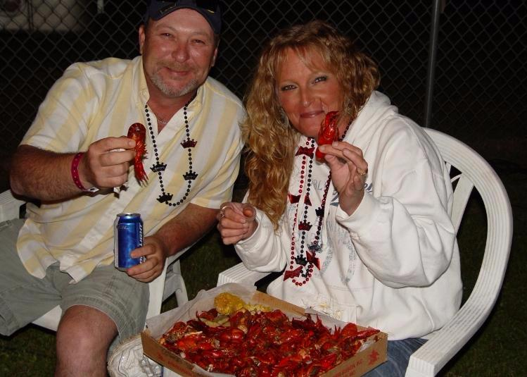 Crawfish Boil Events