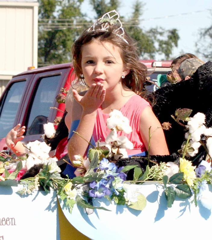 Sikeston Cotton Carnival Princess