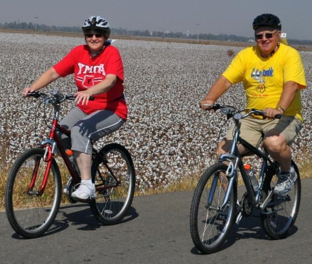 Cotton Ramble Bike Ride