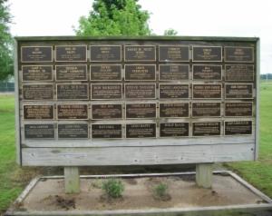 Sikeston Honors Board