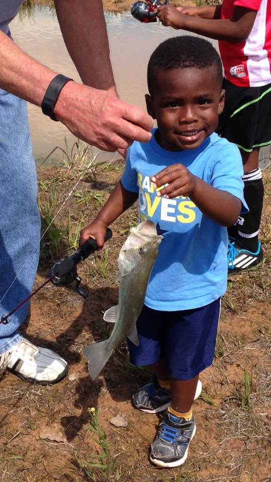 Oklahoma fishing report for Lake hamilton fishing report