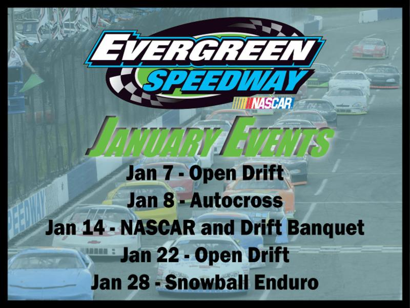 January 2017 Speedway Events