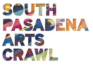 South Pasadena Arts Crawl Logo