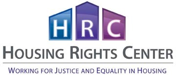 HRC Housing Rights Center Logo