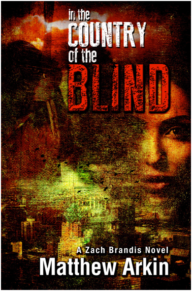 in the country of the blind bookcover