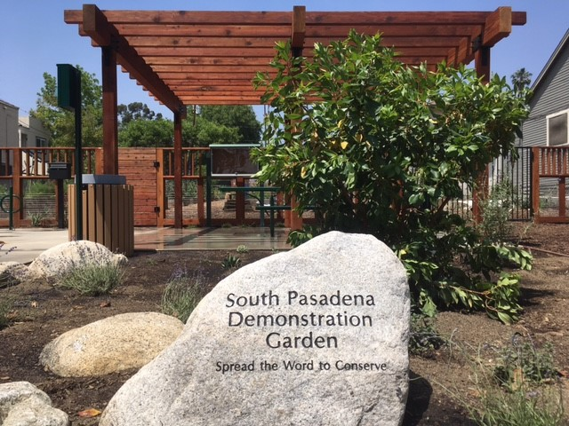 Picture of the South Pasadena Demonstration Garden