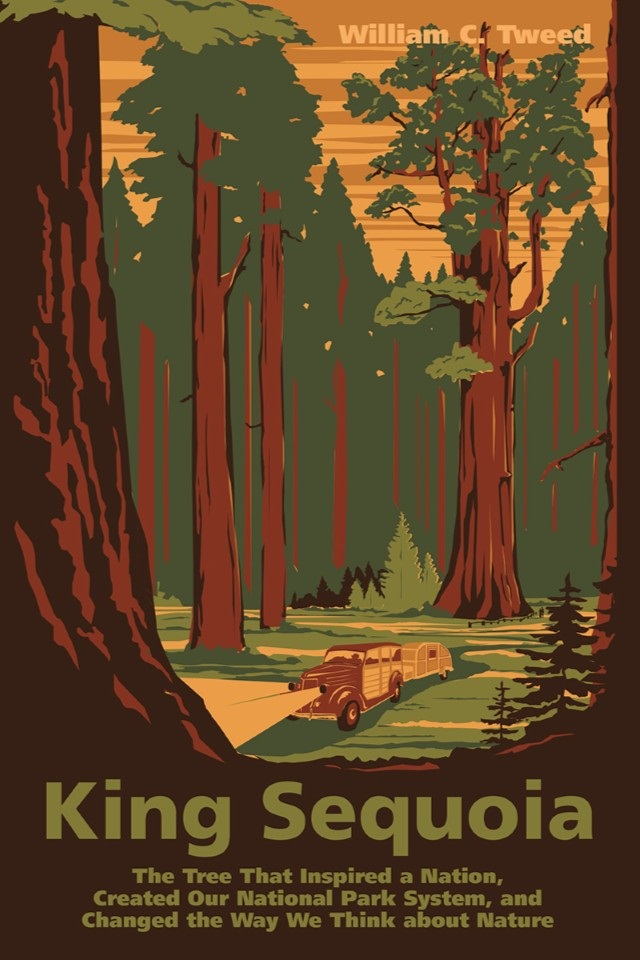 King Sequoia book cover