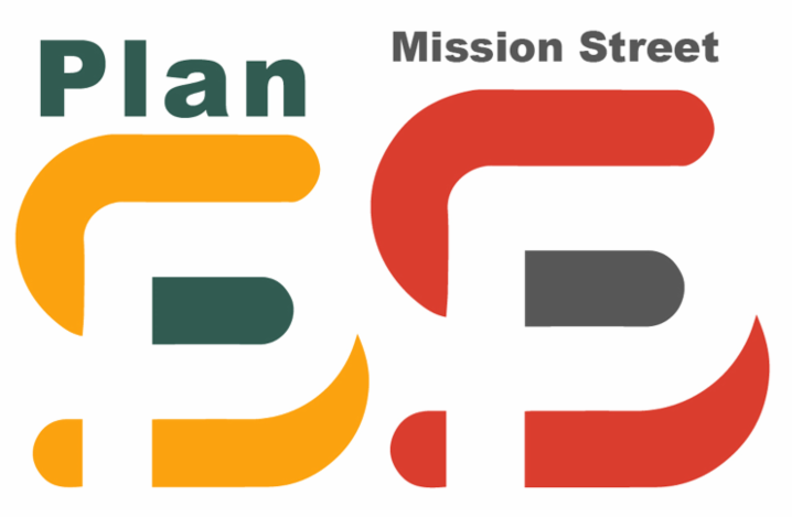 Plan South Pasadena and Mission Street Specific Plan Update Logos