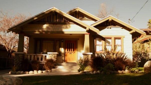 Photo of a South Pasadena Bungalow
