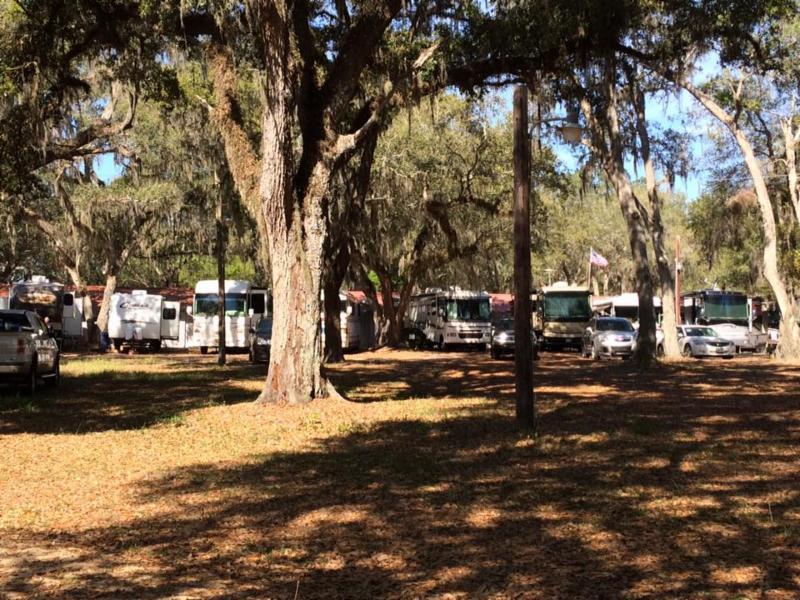 Florida Reunion Parking