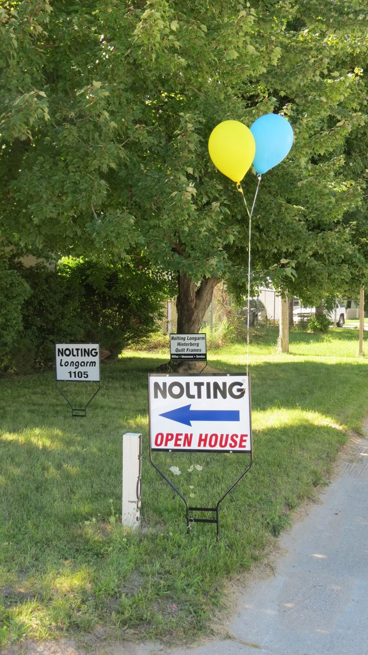 nolting factory open house