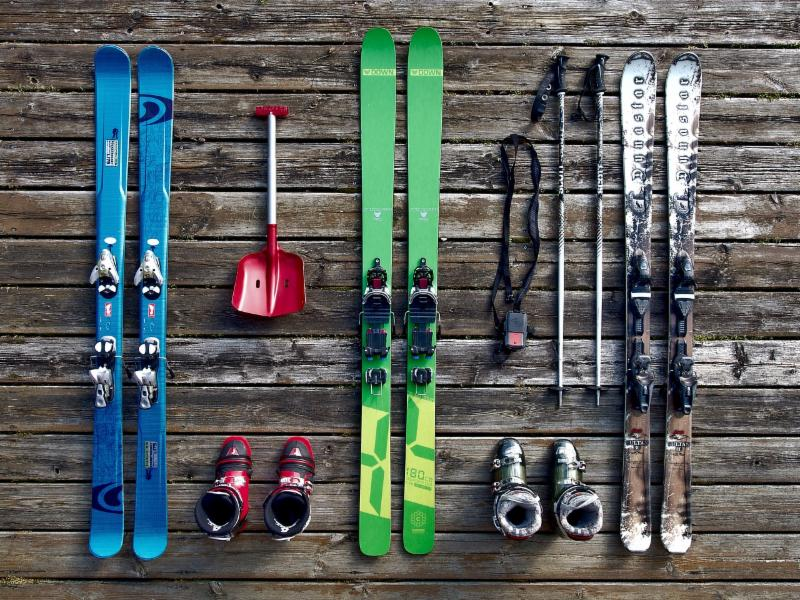 Ski rental available separately at Bretton Woods