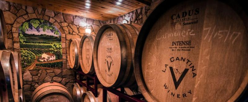 Wine Tour, Tasting & Classic Oldies - LaCantina Winery - May 4