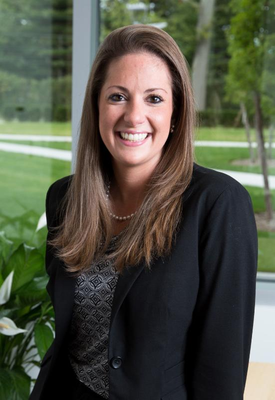 Image of Kristen Capezza, Associate Vice President of Enrollment Mangaement