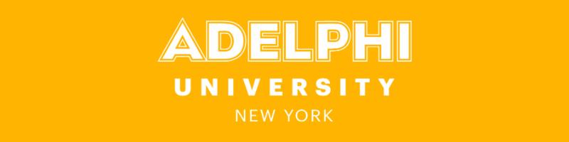 Adelphi University New York (logo)