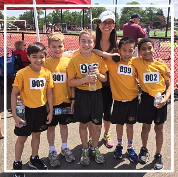 4th grade track