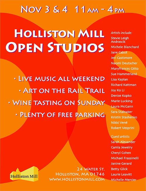 Holliston Open Studios