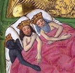 Epiphany 3 Kings sleeping
