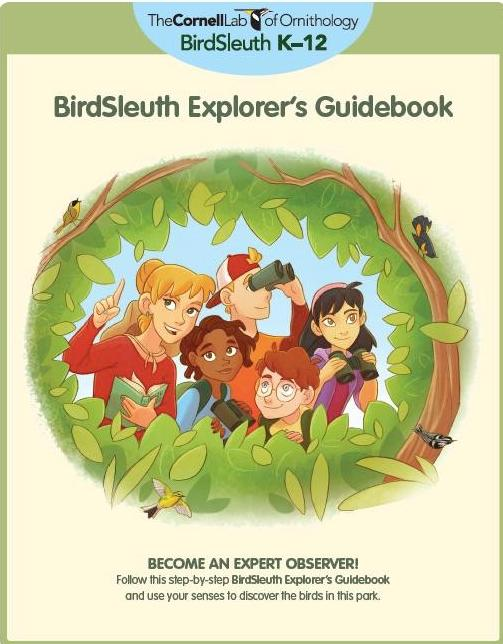 BirdSleuth Explorer's Guidebook