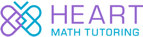 Heart Math Tutoring Logo