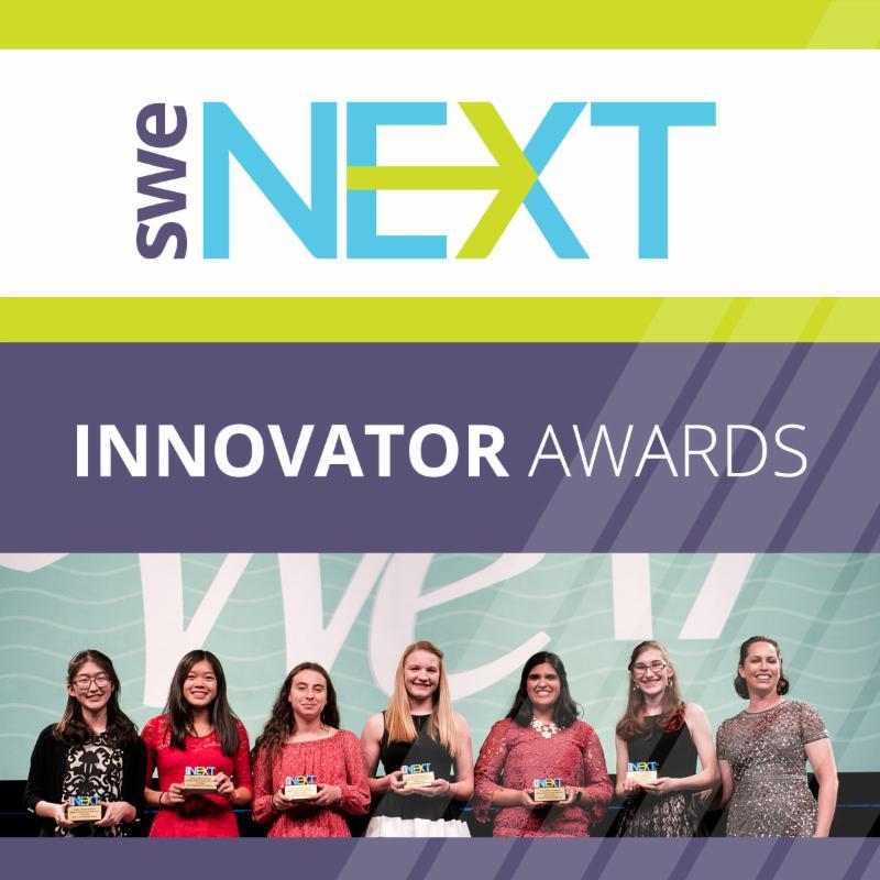 SWENext Innovator Award Logo