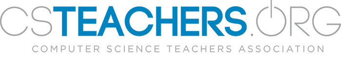 Computer Science Teachers Association Logo