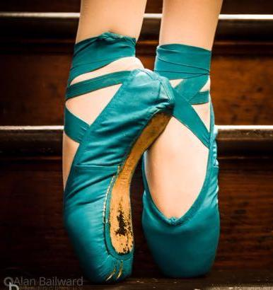 FVAD Pointe Shoes