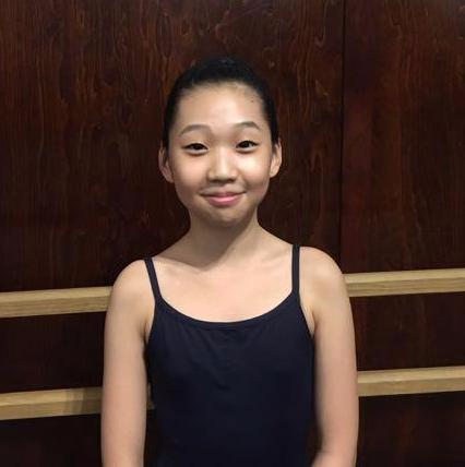 Lindsay will attend Royal Winnipeg Ballet School this summer