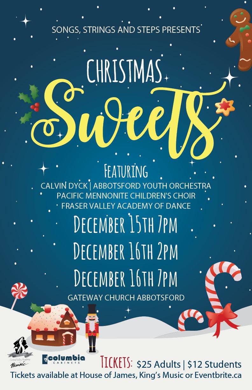 SSS 2017 Christmas Sweets