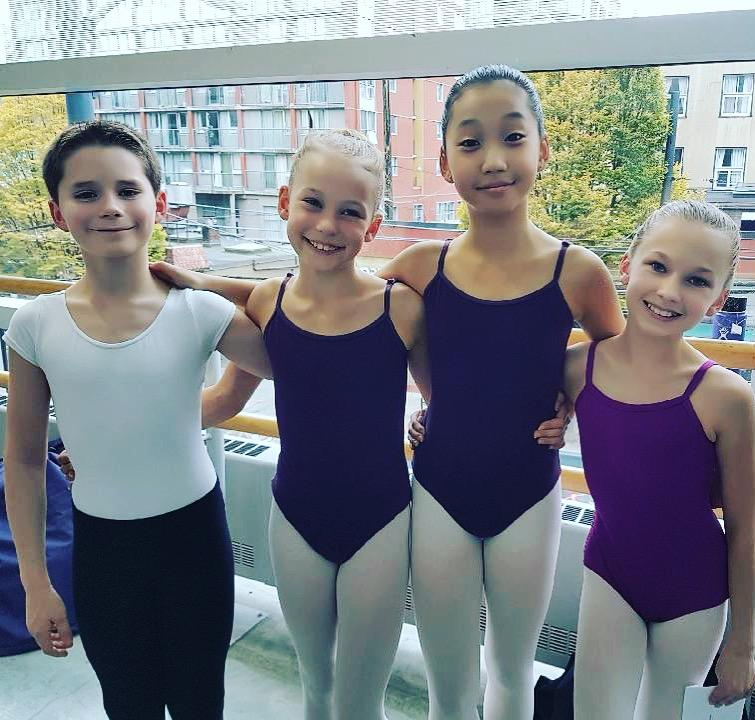 National Ballet School invites 2018