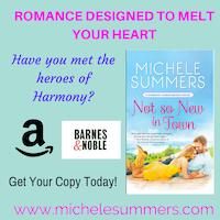 Michele Summers Romance arthor