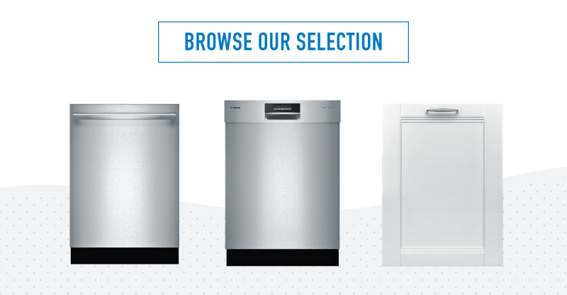 Browse Metro_s selection of Bosch dishwashers.