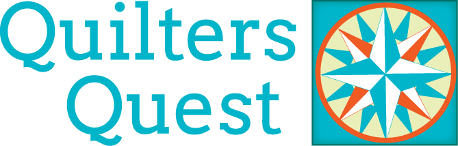 Quilters Quest Logo