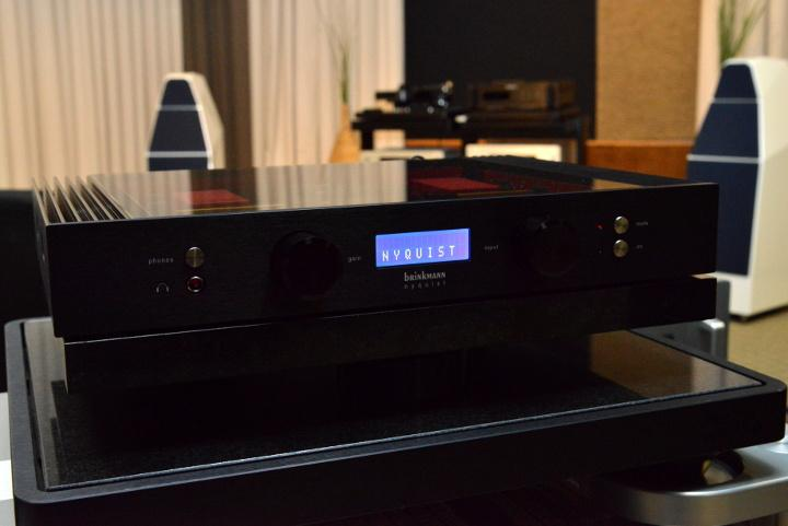 Want to hear a $17,000 DAC? The Brinkmann Nyquist is here