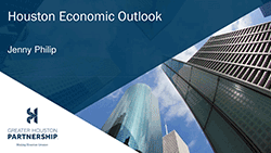 houston economic outlook presentation cover