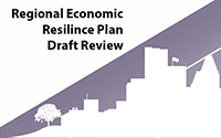 Economic Resilience Plan Draft Review cover screen shot