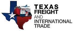 TxDOT Texas Freight and International Trade logo