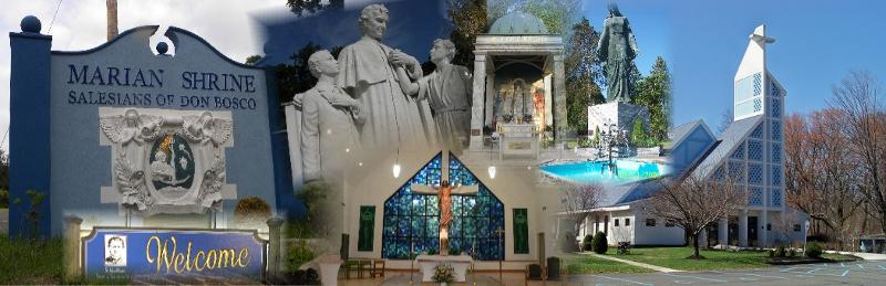 The Marian Shrine Newsltter