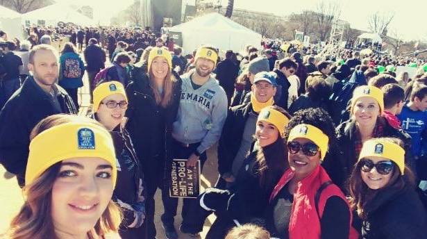 Ave Law in D.C. for March for Life